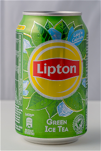 Foto lipton Green Ice Tea